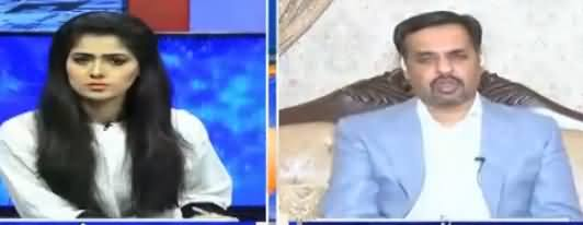 Capital Live With Aniqa (NAB's Press Release Against Mustafa Kamal) – 1st August 2019