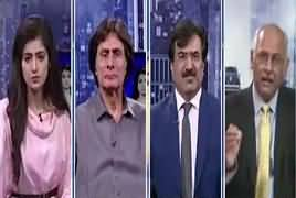 Capital Live With Aniqa (Nawaz Sharif's Controversial Statement) – 13th May 2018