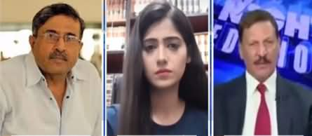 Capital Live with Aniqa Nisar (DG ISPR Press Conference) - 29th October 2020