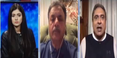 Capital Live with Aniqa Nisar (DG ISPR Statement) - 8th February 2021