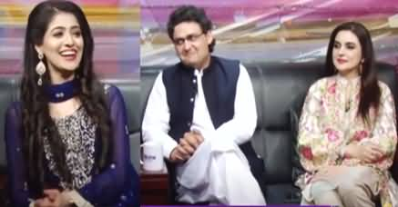Capital Live with Aniqa Nisar (Eid With Faisal Javed & Kashmala Tariq) - 2nd August 2020