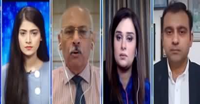 Capital Live with Aniqa Nisar (Hakumat Opposition Mahaz) - 26th October 2020
