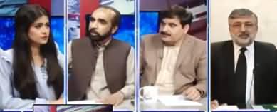 Capital Live with Aniqa Nisar (Maulana Ka Azadi March) - 31st October 2019