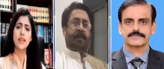 Capital Live with Aniqa Nisar (PDM Ka Khatima?) - 6th April 2021