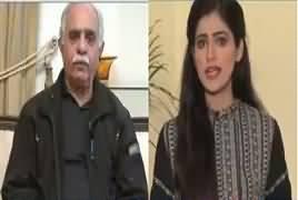 Capital Live With Aniqa (Pakistan Vs India) – 26th February 2019