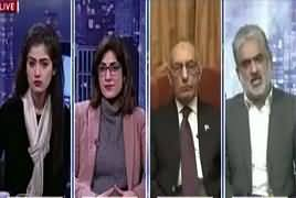 Capital Live With Aniqa (Panama Aur Iqama Ki Takrar Jari) – 27th January 2018