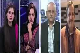 Capital Live With Aniqa (PMLN Criticism on Judiciary) – 17th October 2017