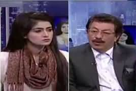 Capital Live With Aniqa (PMLN's Troubles) – 4th January 2018