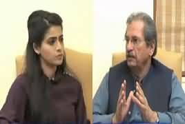 Capital Live With Aniqa (Shafqat Mahmood Exclusive Interview) – 9th November 2018