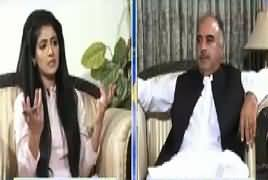 Capital Live With Aniqa (Shah Farman Governor KP Interview) – 9th September 2018