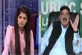 Capital Live With Aniqa (Sheikh Rasheed Exclusive Interview) – 3rd June 2018