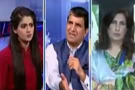Capital Live With Aniqa (Sudden Arrest of Shahbaz Sharif) – 5th October 2018