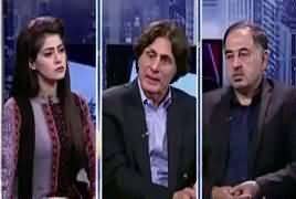 Capital Live With Aniqa (Tehreek e Labbaik Ka Dharna) – 16th November 2017