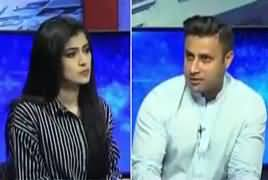 Capital Live With Aniqa (Zulfi Bukhari Exclusive Interview) – 4th July 2019