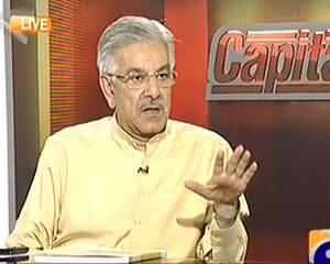 Capital Talk - 10th July 2013 (Khud kush Hamle Jaari Rahe To Foreign Investor Pakistan Kese Ayen Ge?)