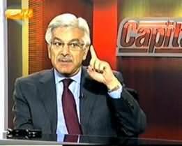 Capital Talk - 10th June 2013 (Laod Shedding Se Chutkara Kitne Saal Main Mumkin ??)
