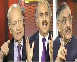 Capital Talk - 19th June 2013 (Usa Talibaan Se Muzakrat Kar sakta hai To Pakistan Kyun Nahi?)