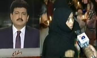 Capital Talk - 1st July 2013 (Hukumat To Badal Gaye Magar Pakistan Ke Halaat Nahi Badle)