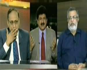 Capital Talk (20 Arab Rupees Ka Nuqasan Kaun Pora Kare Gah?) - 4th December 2013
