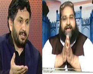 Capital Talk - 22nd July 2013 (Islam Aur Pakistan Ke Naam Per Khana Jangi Ki Sazish)