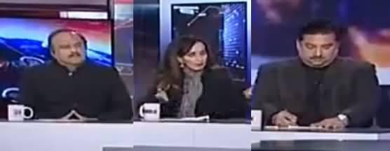 Capital Talk (23 March, Qarardad e Pakistan) - 23rd March 2017