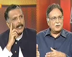 Capital Talk - 24th June 2013 (Sirf Pervez Musharraf Ko Saza Di Jaye Ya Un Ke Sathiyoon Ko Bhi)