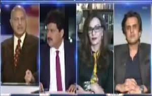 Capital Talk (Pak America Tension) - 2nd January 2018