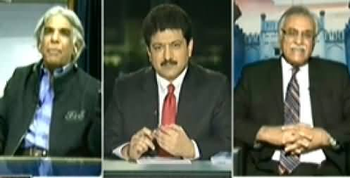 Capital Talk (30 November Ko Islamabad Mein Kya Hoga?) – 10th November 2014