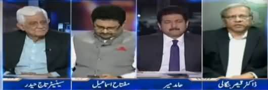 Capital Talk (4 Salon Mein Qarzon Ke Record Toot Gaye) - 31st October 2017
