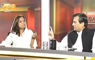 Capital Talk - 5th June 2013 (Nawaz Sharif Ko PM House Main Rehna Chahiye Ya Nahi..?)