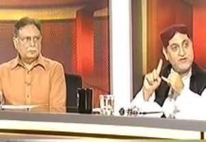 Capital Talk - 8th July 2013 (Dehshatgardi Ke Against Ek Aur APC Kamyab Hogi Ke Nahi)