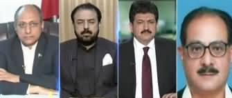 Capital Talk (Aate Ke Bohran Ka Zimmedar Kaun?) - 20th January 2020