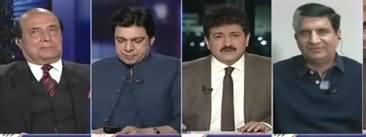 Capital Talk (Ache Din Kab Aayein Ge?) - 4th December 2019