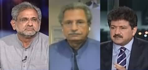 Capital Talk (Again Changes in Federal Cabinet) - 31st March 2021