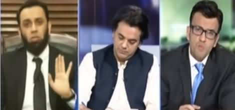 Capital Talk (Aggressive Speeches in AJK Elections) - 14th July 2021