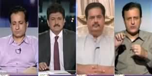Capital Talk (Ali Zaidi's Allegation on JIT Report) - 8th July 2020