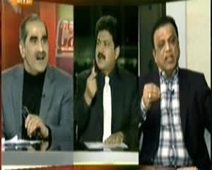 Capital Talk (All Parties Consensus Required on National Security Policy) – 26th February 2014