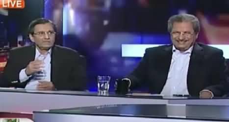 Capital Talk (Allama Iqbal Day & Other Issues) – 9th November 2015