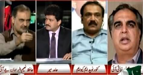 Capital Talk (Allegation of Fake Votes in NA-246, What is Reality?) – 15th April 2015