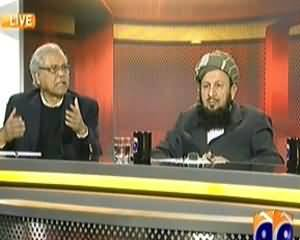 Capital Talk (Are There Differences in Govt Dialogue Committee?) – 4th February 2014