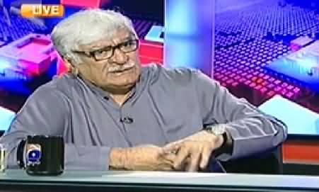 Capital Talk (Asfandyar Wali Khan Exclusive Interview) – 10th September 2014