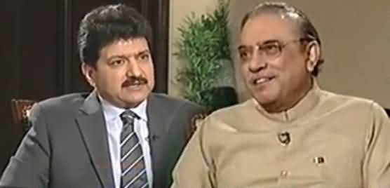 Capital Talk (Asif Zardari Exclusive Interview) - 22nd March 2017