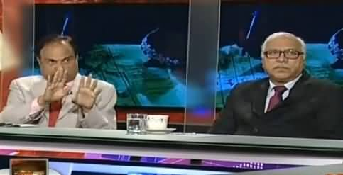 Capital Talk (Authority of Election Commission in Pakistan) - 11th February 2015