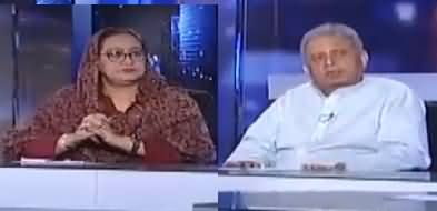 Capital Talk (Ayesha Gulalai Ke Ilzamat) - 7th August 2017