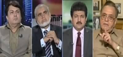 Capital Talk (Azad Kashmir Per India Ke Hamle Ka Khatra) - 24th September 2019