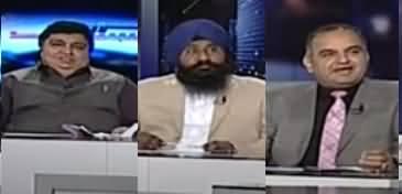 Capital Talk (Azadi March Ka Kia Hoga?) - 7th November 2019