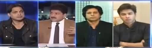 Capital Talk (Bachon Ke Sath Jinsi Ziadati Ke Waqiat) - 18th January 2018