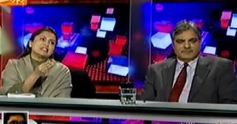 Capital Talk (Bharat Ki Pakistan Ke Khilaf Khuli Jarhiyat) - 1st January 2015