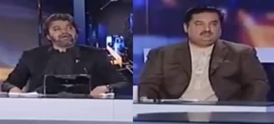 Capital Talk (Bhutto Ki Barsi Per Go Nawaz Go Ke Naare) - 4th April 2017