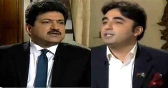 Capital Talk (Bilawal Bhutto Exclusive Interview With Hamid Mir) - 1st February 2018